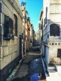Recoleta Cemetery. Buenos Aires, Argentina royalty free stock image