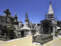 Recoleta Cemetery in Buenos Aires - Argentina Stock Images