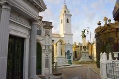 Recoleta Cemetery, Buenos Aires, Argentina Stock Photos