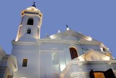 Recoleta church Stock Photography