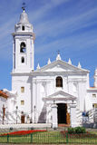 Recoleta-Kirche Stockfotografie