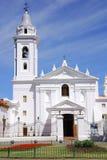 Recoleta kyrka Arkivbild