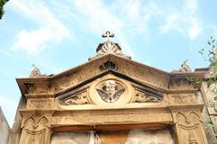recoleta la кладбища Стоковые Фото