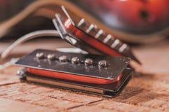 Recolhimento da guitarra Imagem de Stock Royalty Free