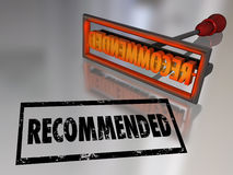 Recommended Branding Iron Best Choice High Rating Review Royalty Free Stock Image