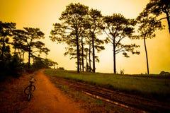 Recompensa de la bicicleta del paseo imagen de archivo libre de regalías