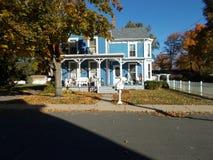 Recondicionando a casa mais velha Fotografia de Stock Royalty Free