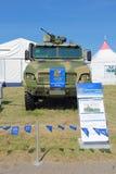 Reconnaissance vehicle Royalty Free Stock Photo