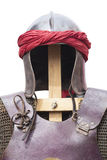 Reconquest moorish warriors armour suit Royalty Free Stock Images