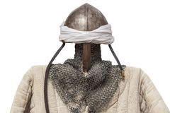 Reconquest moorish warriors armour suit Royalty Free Stock Photography