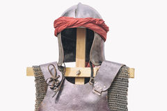 Reconquest moorish warriors armour suit Stock Photography
