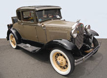 1931 a reconstitué le coupé de Ford de 5 fenêtres Image libre de droits
