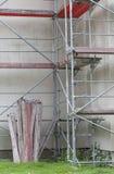 Reconstrução Fotografia de Stock