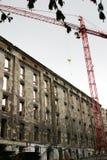 Reconstrução do moinho fotos de stock royalty free