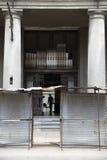 Reconstrucción de Habana Fotos de archivo