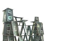 Reconstrucción de la economía Imagen de archivo libre de regalías