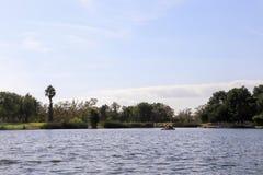 Reconstrucciones en el parque regional del este del EL Dorado Fotos de archivo