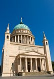 The reconstructed St. Nikolaikirche in Potsdam Royalty Free Stock Photography