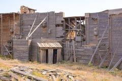 Reconstruction of the capital city of Golden Horde Sarai-Batu Royalty Free Stock Photography