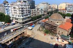 Reconstruction de mosquée de Hamza Bey (Alkazar) Images stock