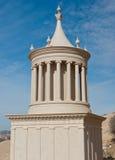 Reconstruction de tombe du Roi Herod's photo libre de droits