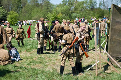 Reconstruction of the Great War Stock Images
