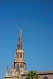 Recopilación Dominco de Iglesia Imagen de archivo