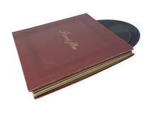 Record Album Stock Photo