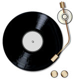 Record Deck Stock Images