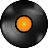 Record del LP Immagini Stock