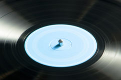 Record - detail Royalty Free Stock Image