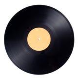Record di vinile Fotografie Stock