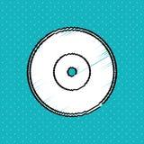 record icon  design Stock Photos