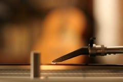 Record needle Royalty Free Stock Photography