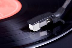 Record player_01 Royalty Free Stock Photos