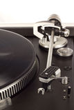 Record player. The picture shows a record player stock images