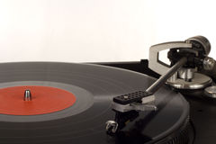 Record player Royalty Free Stock Image