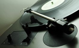 Free Record Player Royalty Free Stock Image - 18061246