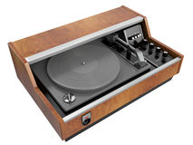 Record player Royalty Free Stock Photography
