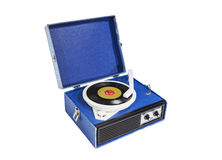 Record Player Retro Royalty Free Stock Image