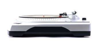 Record turntable Royalty Free Stock Image