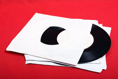 Record in un libretto Fotografia Stock Libera da Diritti