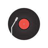 Record vector illustration Stock Images
