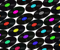 Record vinyl Royalty Free Stock Photos