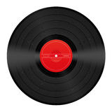 Record Vinyl Blank Royalty Free Stock Images