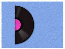 Record vinyl Royalty Free Stock Photography