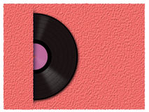 Record vinyl Stock Images