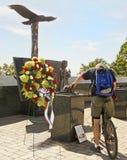 Recordar 9/11 Fotos de archivo libres de regalías