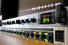 Free Recording Mixer Stock Photography - 18637122