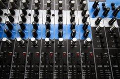 Recording Mixer Stock Photos